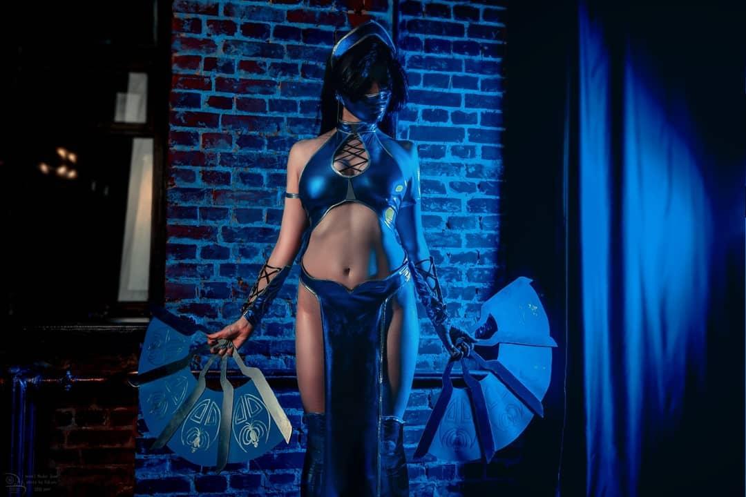 MK cosplay